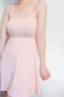 mor bando vestido -