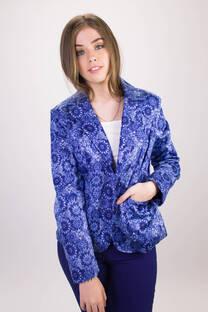 Blazer Diana Batik -
