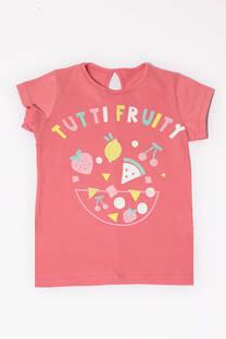 "Remera de nena Blody ""Tutti Fruity"" -"