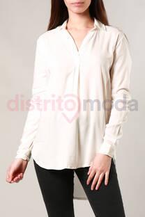 Blusa Cuello Mao -
