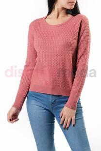 Sweater Canesú -