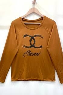 Remera M/L Chanel -