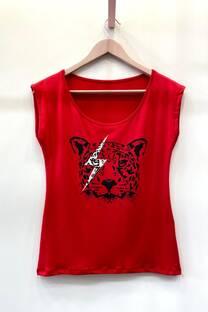 Remera Cheetah Rayo -