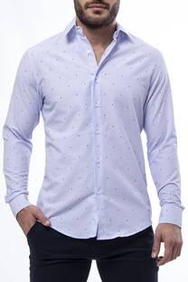 Camisa Rayada Geller -