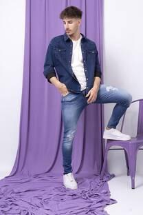 Camisa de Jeans MAR -