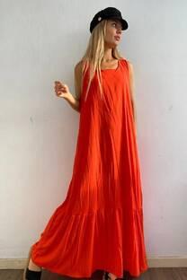Vestido lino Marbella