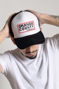 GORRAS DE BORDADOS ORANGE COUNTRY  -
