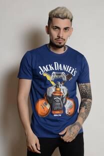 ESTAMPADO JACK DANIELS REMERAS  -