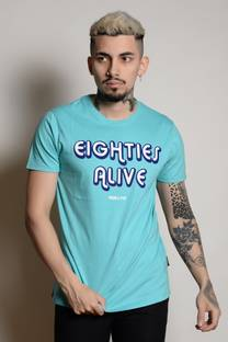 ESTAMPADO EIGTHIES ALIVES REMERAS  -