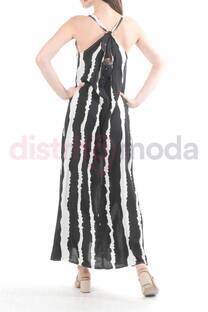 Vestido Nudo Largo  -