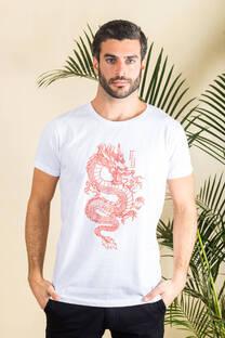 Remera Dragon -