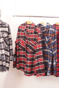Camisa Escoces