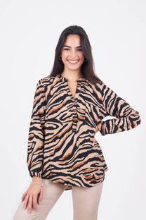 Camisa Callao Tiger de Twill -