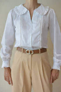 Camisa Yola poplin -