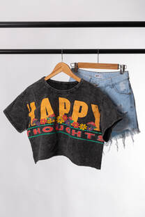 REMERA HAPPY THOUGHTS