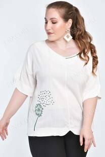 Blusa de lino -