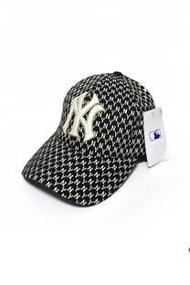 gorra estampada mlb NY -