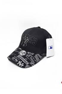 gorra mlb estampada NY -