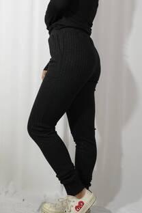 Pantalon babucha lanilla morley c/bolsillo -