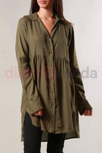 Camisa Vestido Evasse -