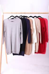 Sweater largo  -