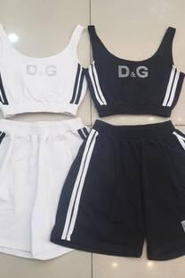 Conjunto D&G deportivo -