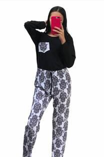 Conjunto pijama Mano de Fatima -