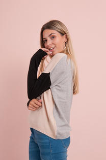 JS29 - SWEATER BREMER TRICOLOR -