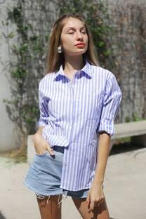Camisa rayada BASIC -