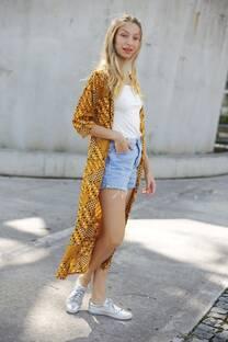 Kimono estampado MAREA -