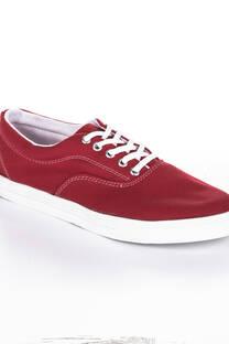 Zapatilla Rojo Golf -