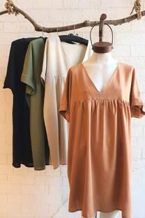 FLOPI - Vestido de lino