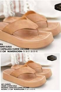 FLORIPA CUERO SUELA -