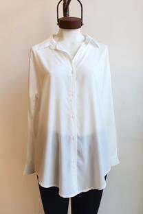HANNAH - Camisa basica de poplin -