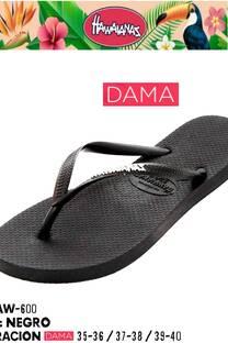 HAWA 600 NEGRO DAMA -