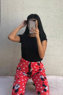 Pijamas Pantalon(solo) Mickey Mouse estrella -