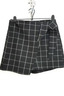 i8029 short falda atadura.cuadrille -