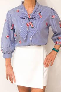 Camisa Lanai bordado -
