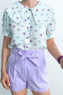 Camisa Dior print -