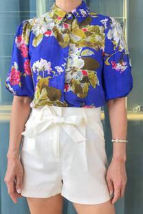 Camisa Alba Flor -