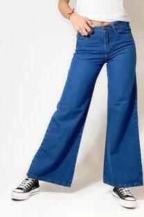 WIDE LEG FULL BLUE -