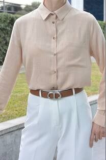 Camisa Lino Prez -