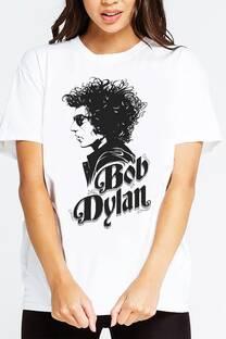 Remera larga Bod Dylan