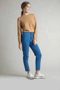 Pantalon Mom Fit Deniel -