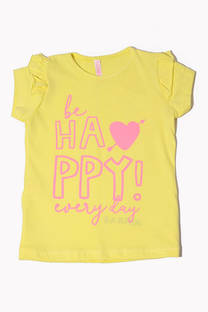 "Remera Harper ""Be happy every day"" -"
