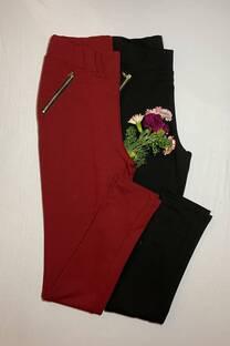Pantalon Punto Roma sin costura -