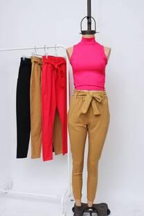 Pantalon Bengalina C/Lazo #755 -