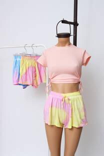 Short Jersey Batik #714 -