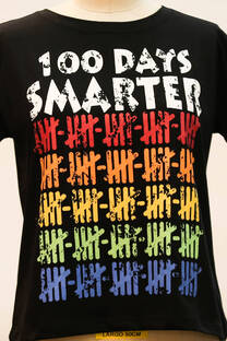 Remera 100 Days -
