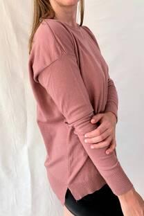 Sweater Oversize Arán Liso  -